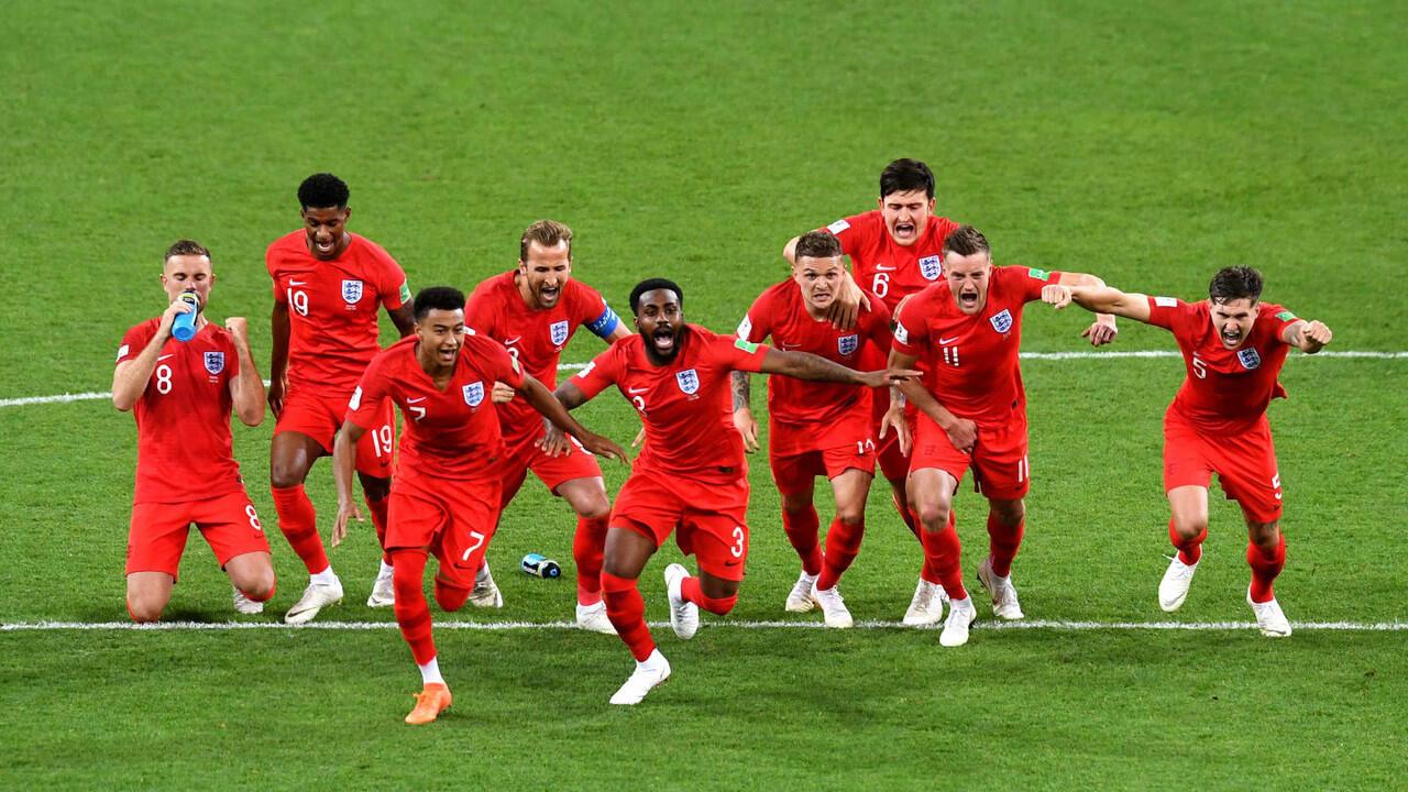 Inggris Melaju Ke Perempat Final Setelah Adu Pinalti