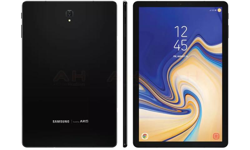 Inilah Samsung Galaxy Tab S4 - Tablet dgn Snapdragon 835