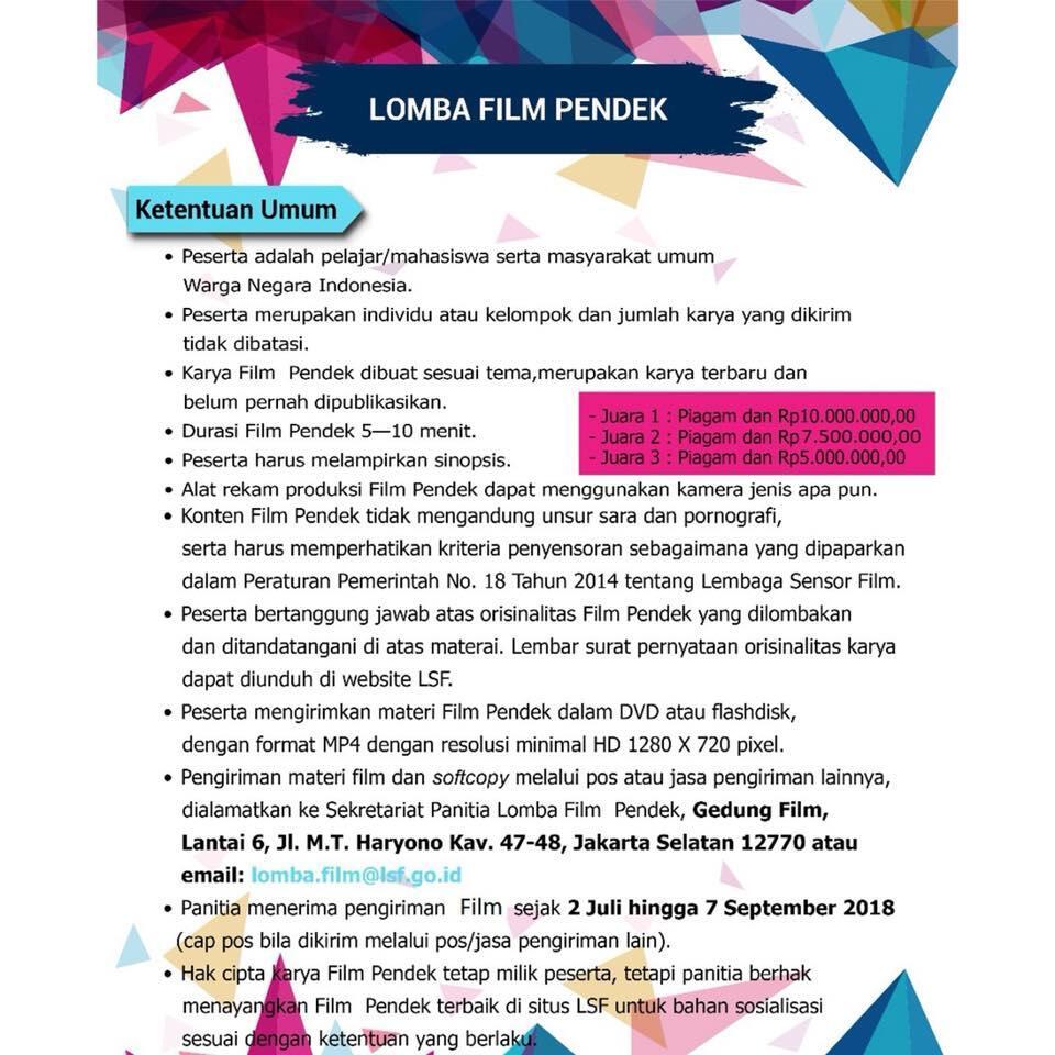 ANUGERAH LEMBAGA SENSOR FILM 2018
