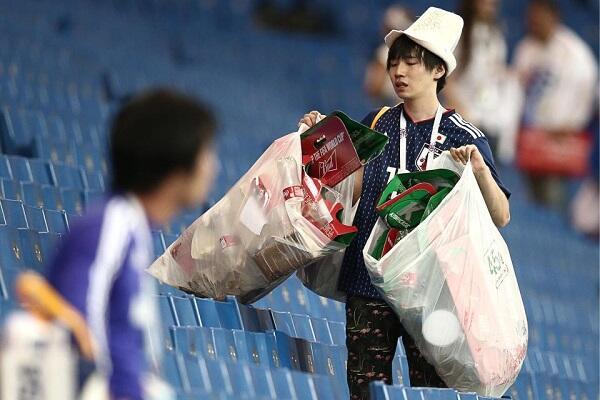 #SundulDunia Setuju Nggak Kalau Jepang Itu Punya Best Supporter in the World?