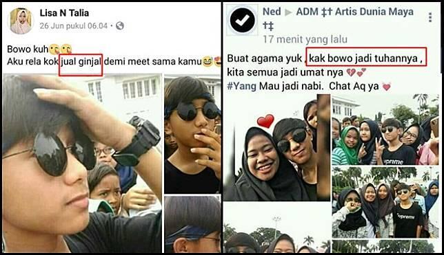 Aplikasi Tik-tok Diblokir, Gimana Nasib Bowo?