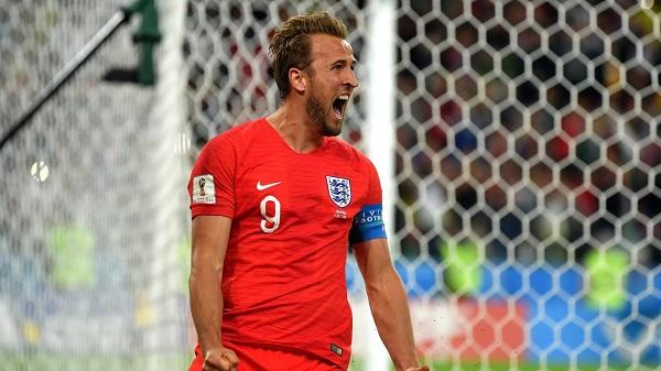 Top Player of the Match Kolombia vs Inggris: Harry Kane