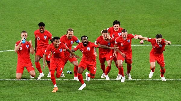 Inggris Akhirnya Menang Lewat Adu Penalti di Piala Dunia