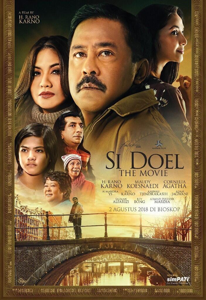 Munaroh, Gebetan Mandra Yang Tidak Hadir di Si Doel The Movie