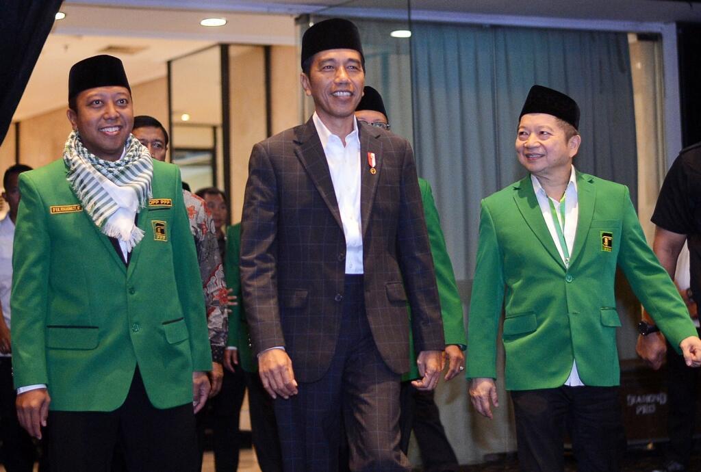 Nama Cawapres Jokowi Makin Mengerucut