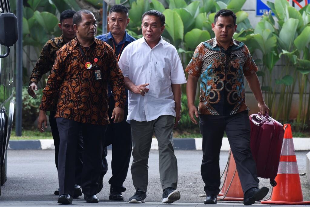 KPK Tetapkan Gubernur Aceh sebagai Tersangka Suap