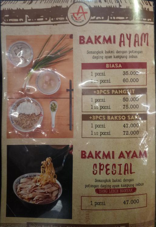 Kulineran di Serpong, Coba 5 Tempat Bakmi yang Paling Enaknya Disini!