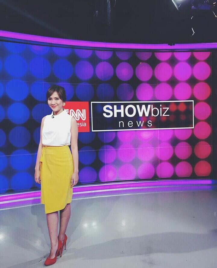 [INILAH] 25 Presenter dan Pembaca Berita Paling Cantik Di Indonesia