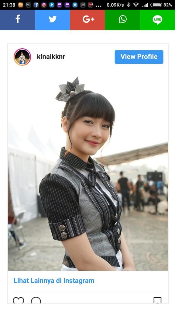 Cantiknya Kebangetan, Tapi Gara-gara Hal Sepele ini Kinal ex JKT48 Ngaku Susah Dapat