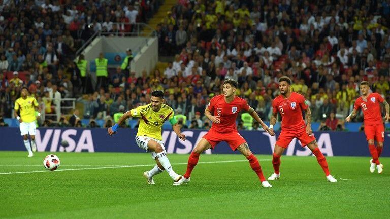 Babak I: Kolombia Vs Inggris Skor Masih Sama Kuat 0-0