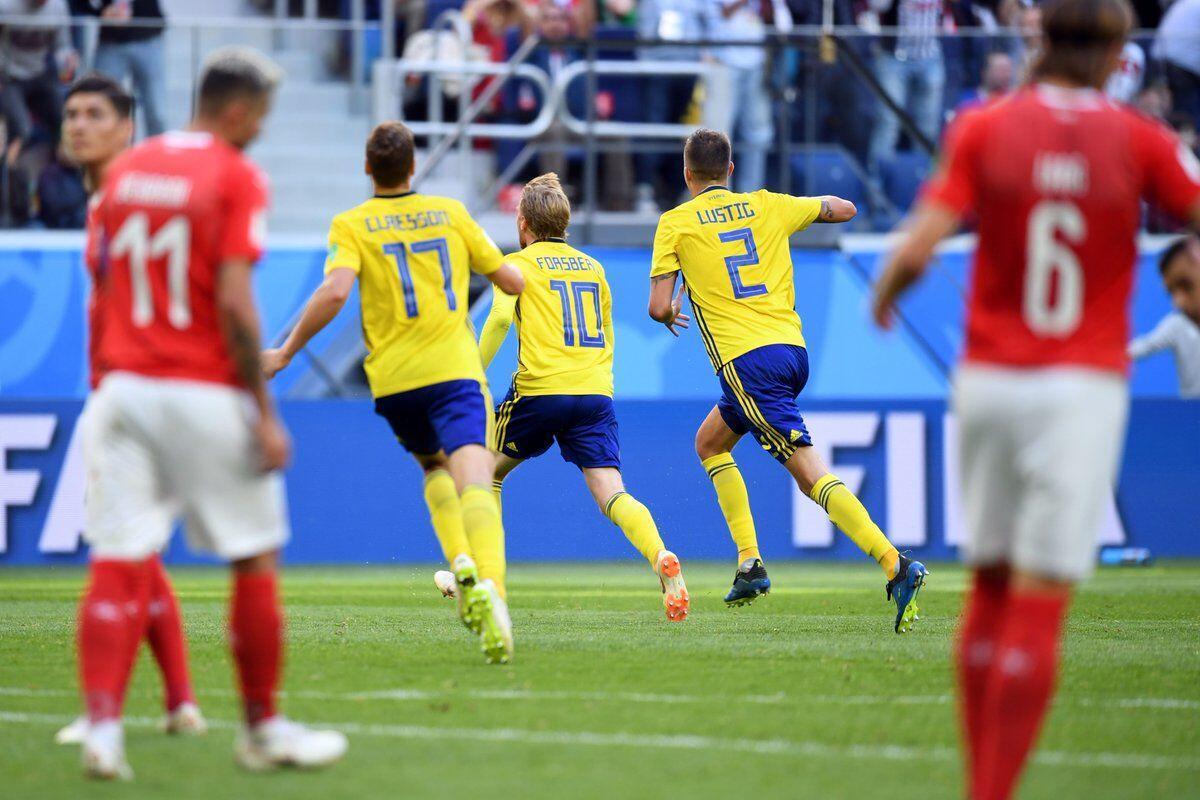 3 Fakta Menarik Emil Fosberg, Pencetak Gol Kemenangan Atas Swiss