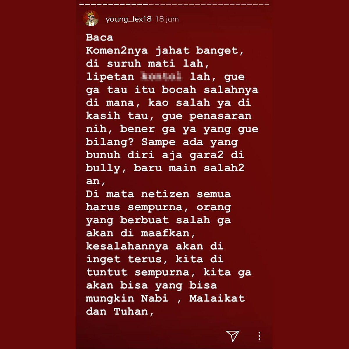 Stop Bullying! 6 Seleb Indonesia Beri Dukungan kepada Bowo Alpenliebe