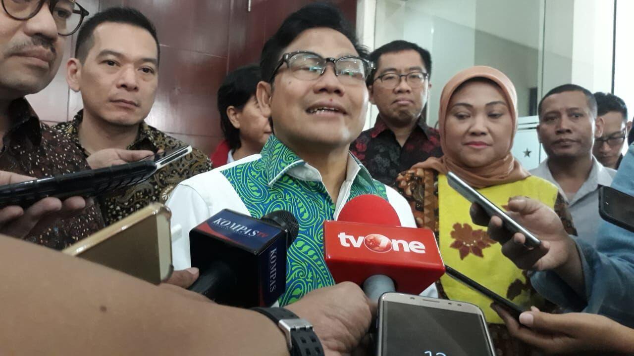 Cak Imin Sesumbar Kalahkan AHY-JK Jika Jadi Cawapres Jokowi
