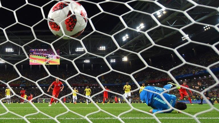 Hujan Kartu Kuning, Kolombia Vs Inggris Berakhir Imbang 1-1