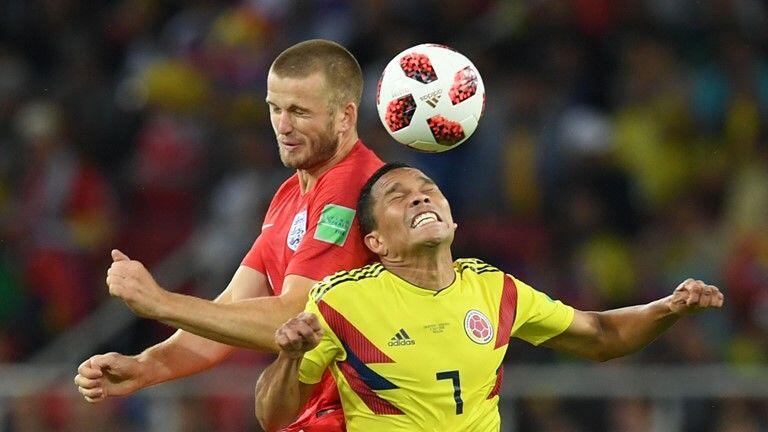 Babak Tambahan Waktu I: Kolombia Vs Inggris Masih Sama Kuat 1-1
