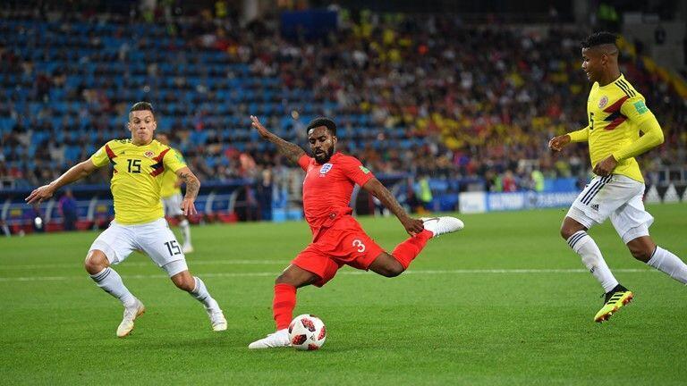 1-1 di Extra Time, Kolombia Vs Inggris Ditentukan Melalui Adu Penalti