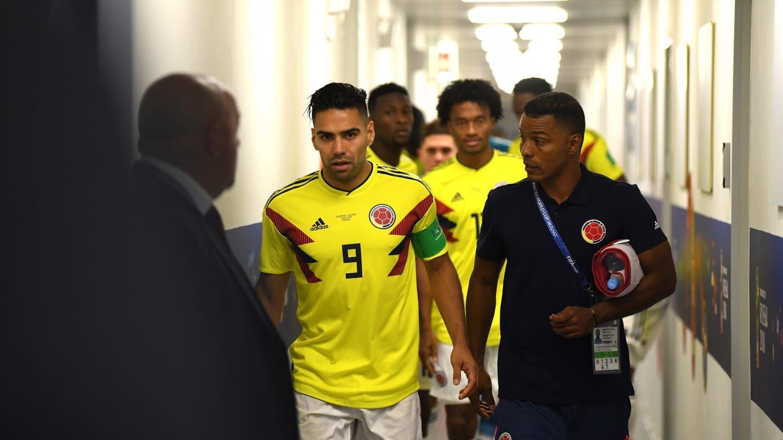 Kolombia Tersingkir, Radamel Falcao Tuding Wasit Tidak Netral