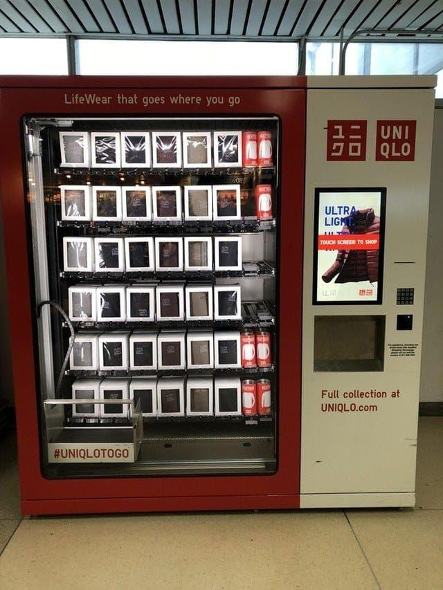15 Vending Machine Paling Anti Mainstream di Dunia, Canggih atau Aneh?