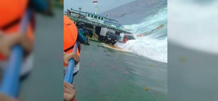 Evakuasi KMP Lestari Maju Selesai, 34 Orang Meninggal