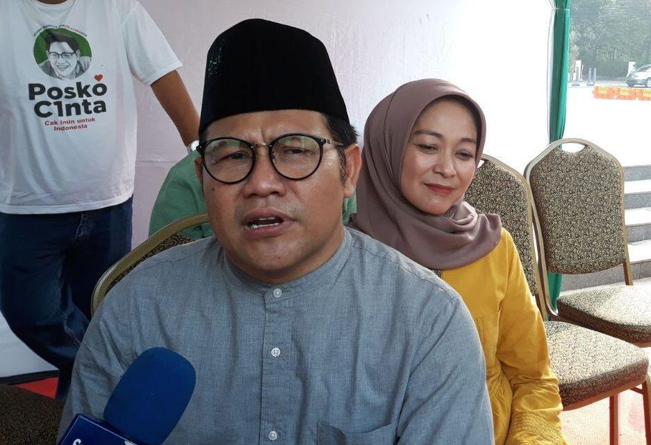 Cak Imin: 42 Persen Suara Sudirman-Ida di Jateng Modal Pilpres 2019