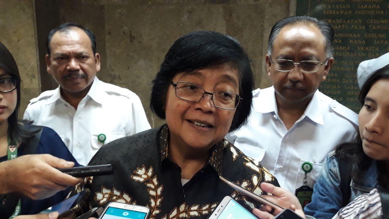 Cegah Kebakaran Hutan, Pemerintah Luncurkan SMS Blast