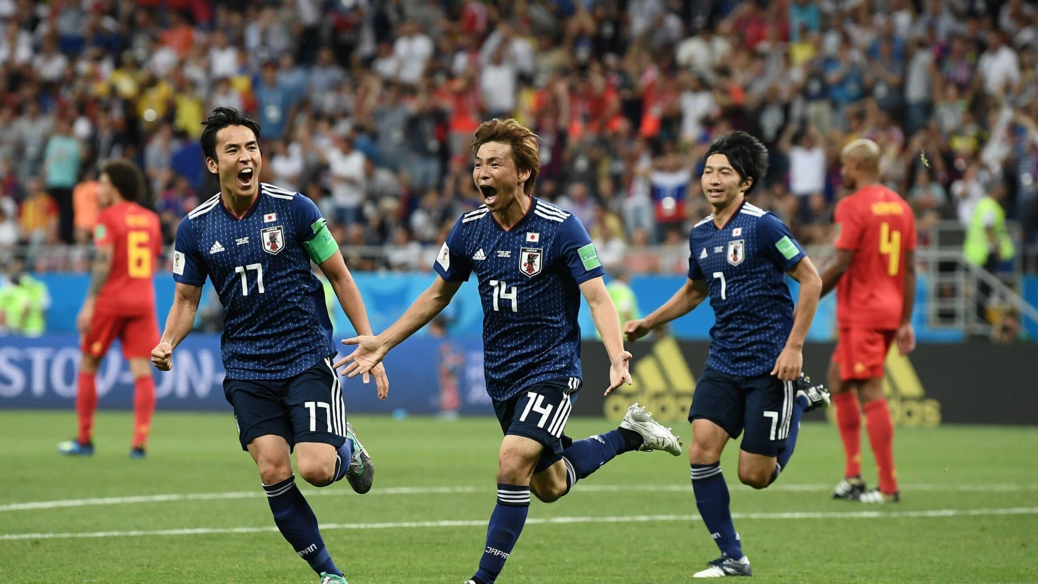5 Hal yang Patut Dibanggakan dari Timnas Jepang di Piala Dunia 2018