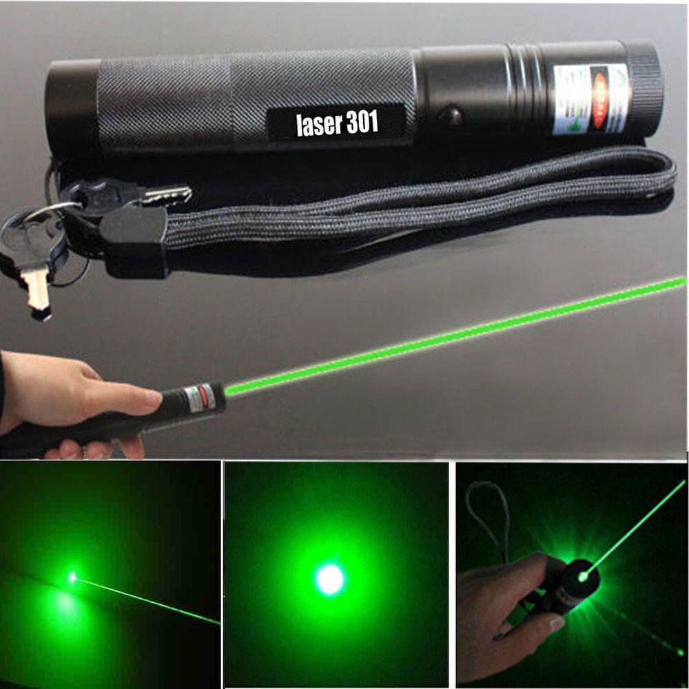 Jangan Arahkan Laser Pointer Langsung ke Mata, Ini Alasan Seriusnya!