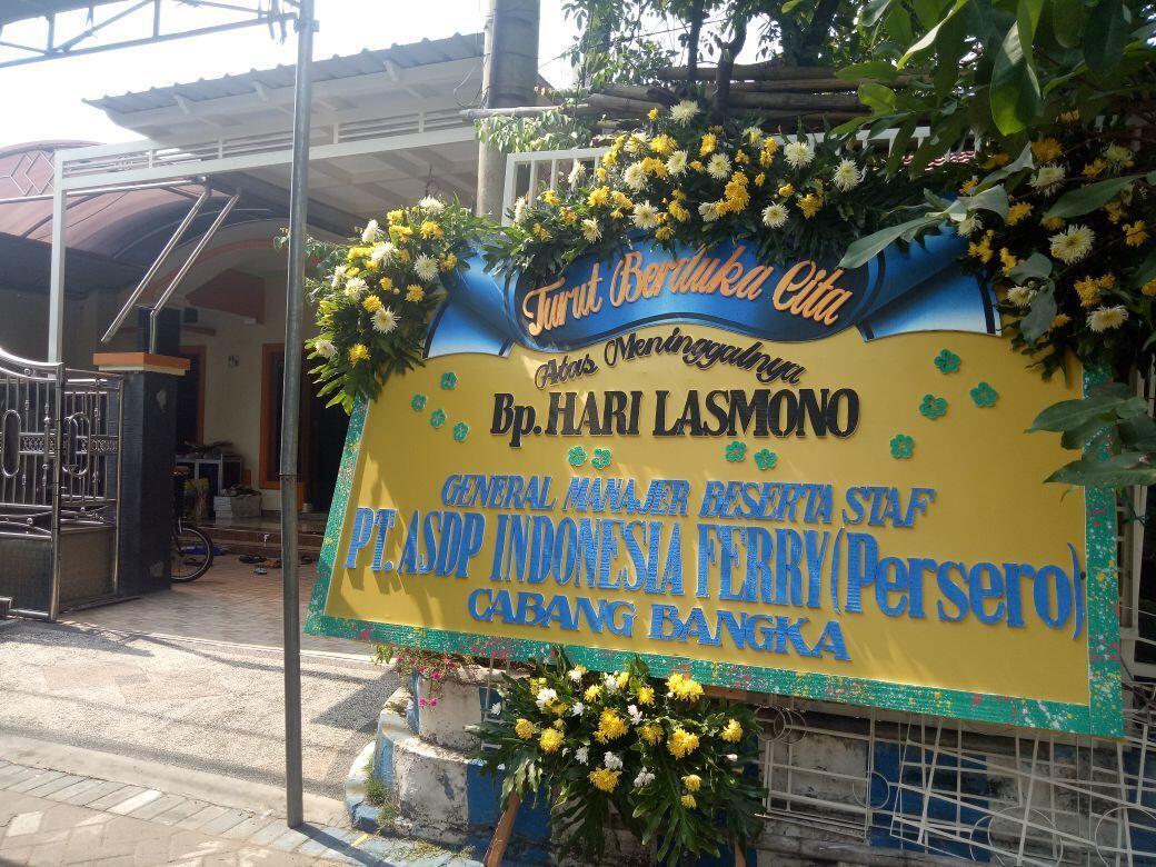 Sesaat Sebelum Kapal Tenggelam, Hari Lasmono Masih Telepon Istri