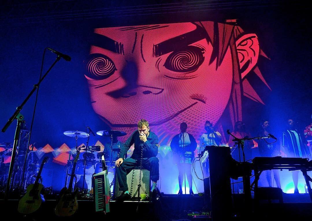 [REVIEW] The Now Now: Album Malas dari Gorillaz