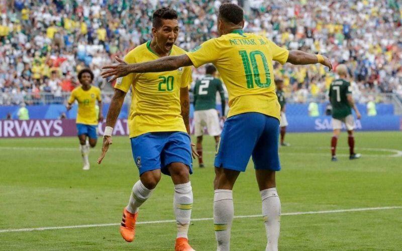 Calon Juara Nih, 4 Rekor Mentereng Brasil di Piala Dunia