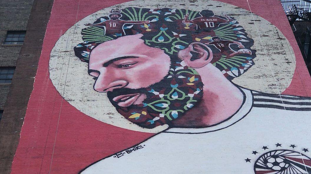 Indahnya 8 Mural Bintang Piala Dunia di Dinding Kota Dunia