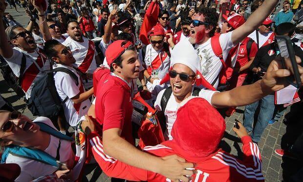 Loyal, Ini 5 Perjuangan Epik Suporter Timnas Peru di Piala Dunia 2018