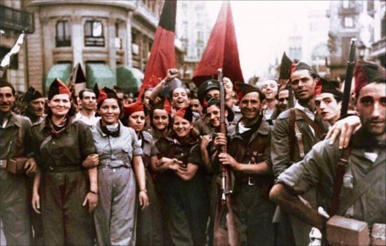 Perempuan Merdeka (Mujeres Libres) Spanyol