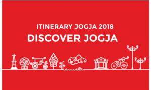 Itinerary Jogja 2018