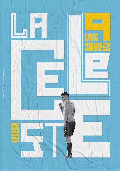 #SundulDunia | Desain Poster Kontemporer yang turut menghiasi Piala Dunia 2018!