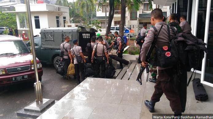Mulai Malam Ini 1.000 Polisi Diterjunkan untuk Basmi Jambret dan Begal