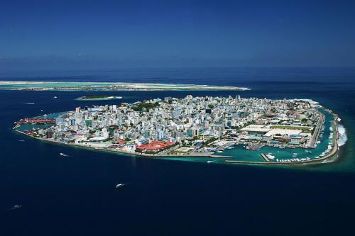 Welcome To Meldaifs, Eh Maldives!