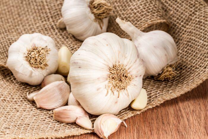 Jakarta impor 10 ribu ton bawang putih