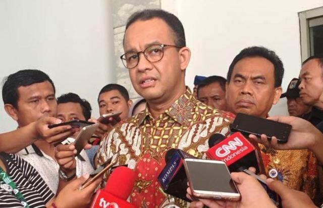 Anies Pesimistis 'Dipinang' Jokowi