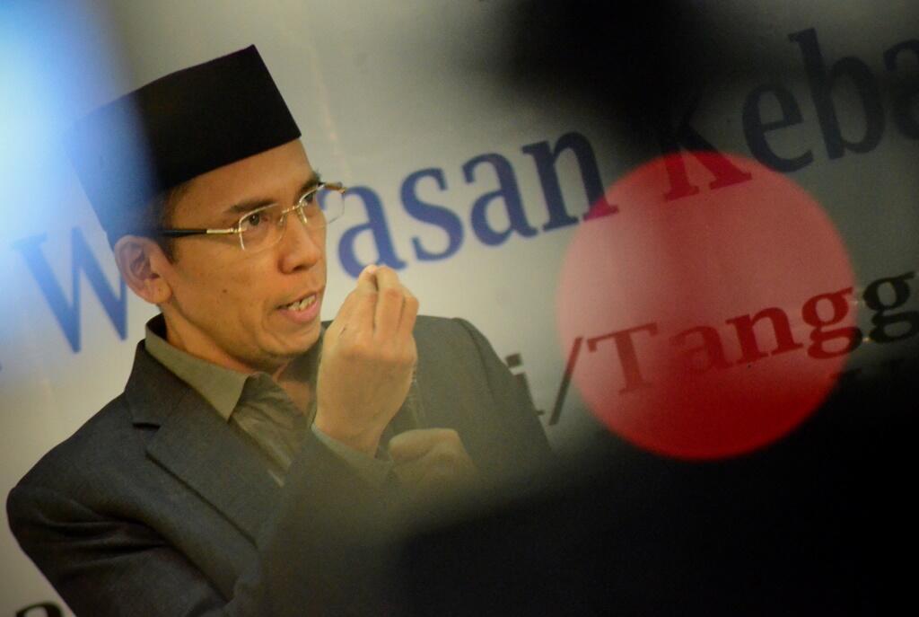Bamusi: Dukungan TGB untuk Jokowi Menggembirakan Umat
