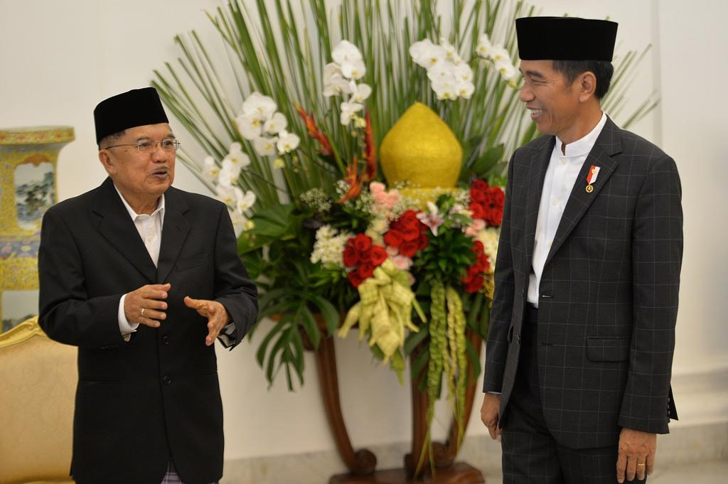 PSI Sebut Ada Upaya Adu Domba Jokowi-Kalla