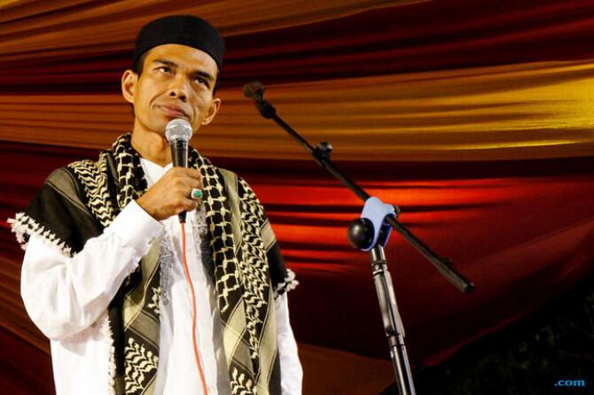 Dana Pembelian Pesawat untuk Ustad Abdul Somad Terkumpul Rp 30 Juta