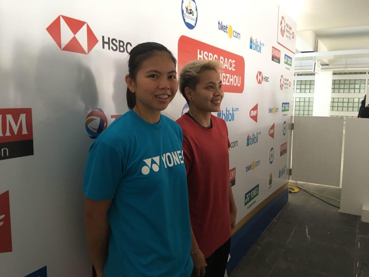 Polii/Rahayu Lolos Perempat Final Indonesia Open 2018