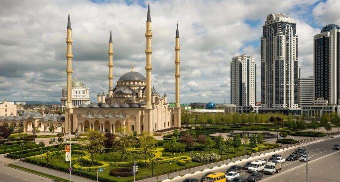 Megahnya! 8 Masjid di Rusia IniPaling Indah dan Unik