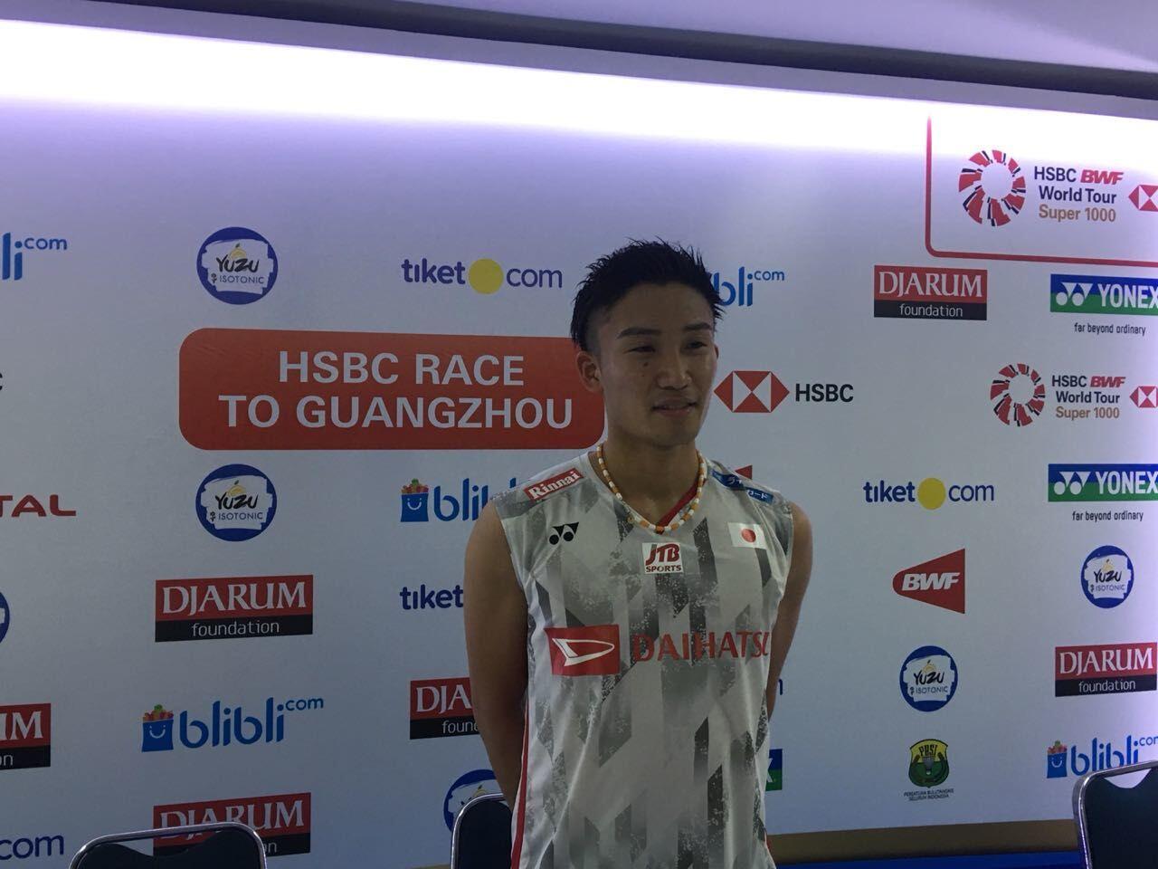 Bermain di Indonesia Open, Pemain Jepang Ini Merasa Tertekan