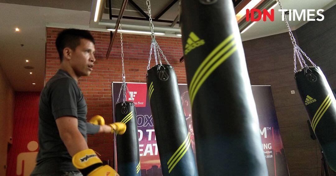 Sekarang Boxing Makin Seru, Karena Diiringi Musik Melalui BOOM