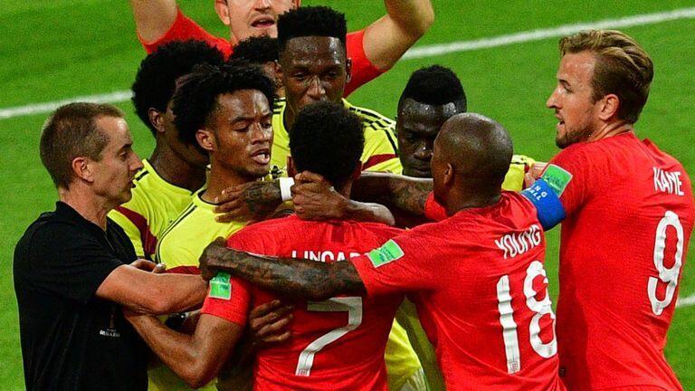 Banyak Pelanggaran, Laga Kolombia Vs Inggris Mendapat Sorotan IFAB