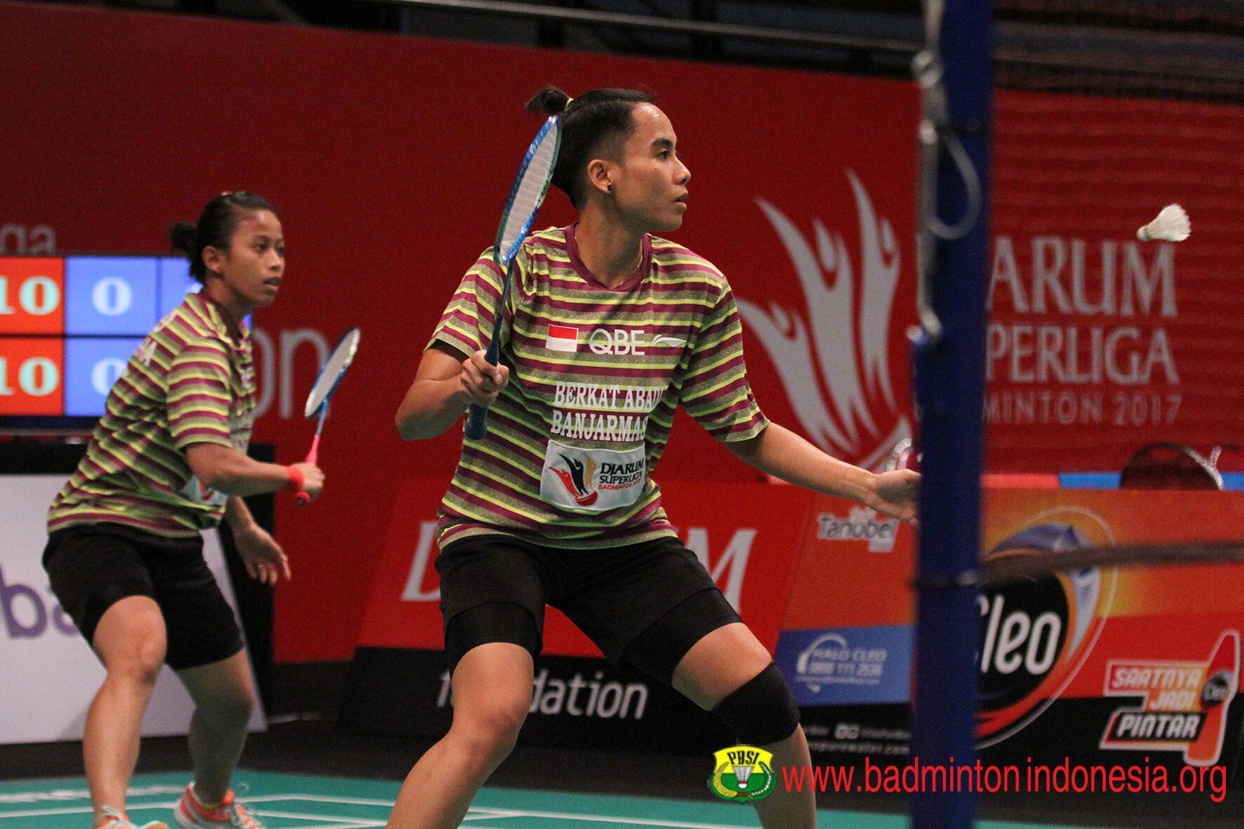 Rekap Pemain Indonesia di Babak Pertama Hari Kedua Indonesia Open 2018
