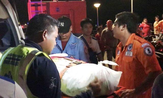 Kapal Tenggelam di Perairan Thailand, 1 Tewas dan Puluhan Hilang