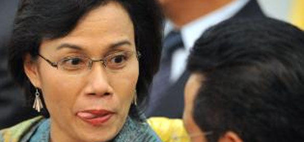 Miris Bila KPK Tak Tangkap Sri Mulyani